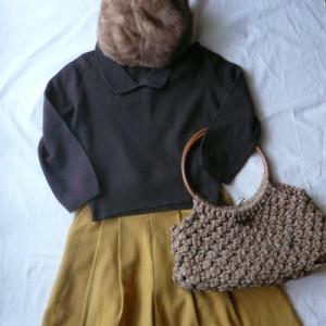 50〜60's penney's knit