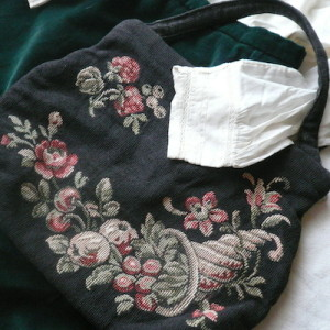 40〜50's Tapestry bag