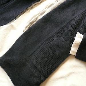 90's J.crew long knit cardigan