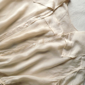 30's silk blouse