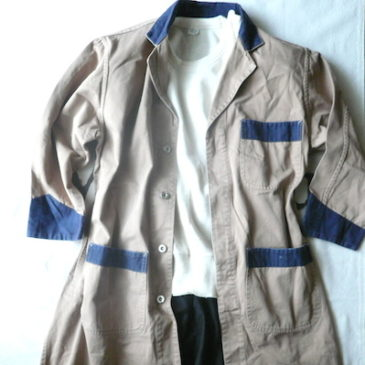 60's engineer coat