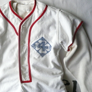 60's baseball uniforms