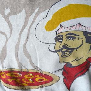80〜90's pizzeria sweat shirts