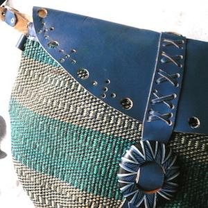 used sisal hemp bag
