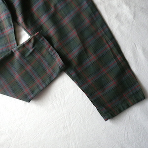Late 50〜60's sabrina pants