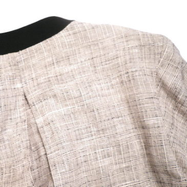 80's cardigan JKT & 50's red cotton skirt