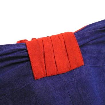 80〜90's blue wide pants