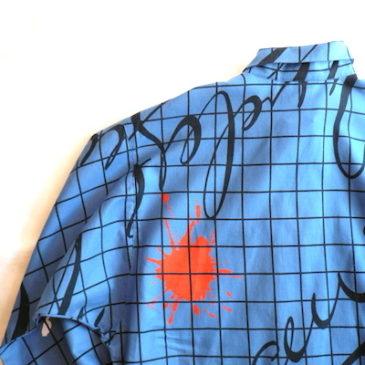 80's Anne Klein shirt
