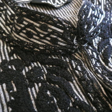 used embroidered ethnic tunic