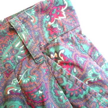 90's GAP paisley pants