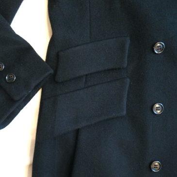 90's chesterfield coat
