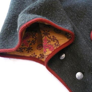 60's Tyrolean coat