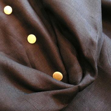 60's Navy silk dress