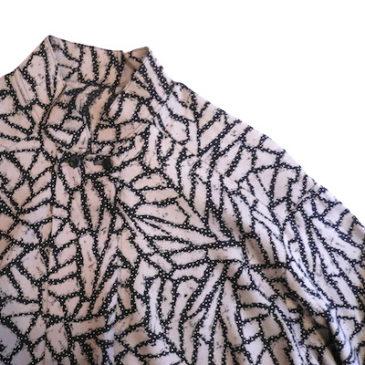 Used blouse & beige  slacks