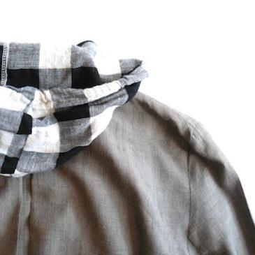 90's〜 sand beige JKT & cotton hoodie