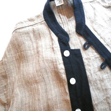Used hemp jacket