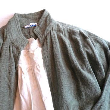 70's khaki jacket