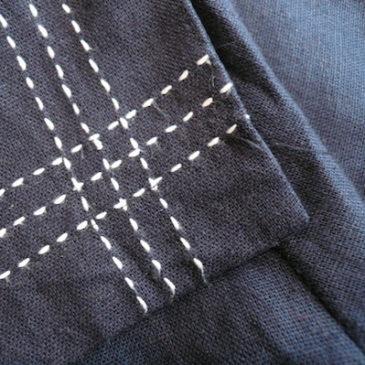 80〜90's sailor colar dress