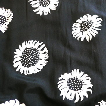 80's mono-tone sunflower All In One