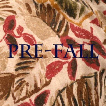 ☆PRE-FALL new  arrivals☆