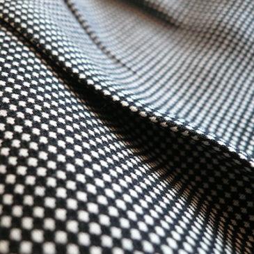 90's purple stripe shirts & ESCADA trousers