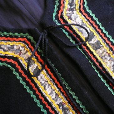 70's tyrol long vest