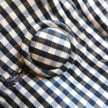 50〜60's gingham check jacket