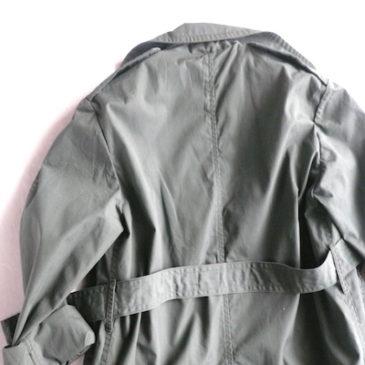 77's U.S.army trench coat