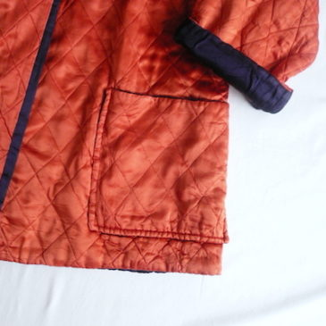 50~60's quilting jacket