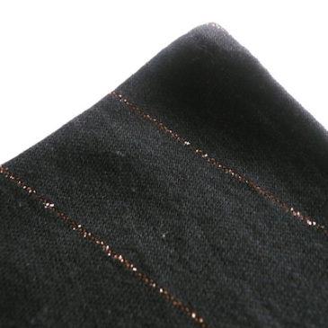 80's black gold jump-suits
