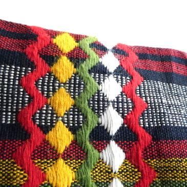 used embroidered short JKT & black cotton resort maxi skirt